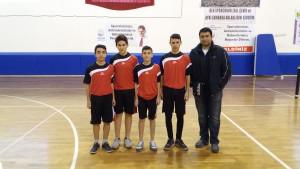 Okullar arasç ayak tenisi 3