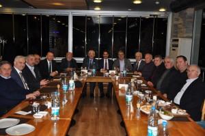 Yaman eski başkanlarla bir araya geldi2