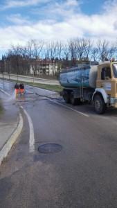 1 mart caddesi yıkama