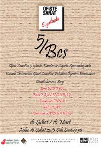 5. yıl afiş