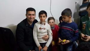 Gebze ve Dilovası İHH'dan Suriyeli yetimlere yardım eli (2)