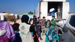 Gebze ve Dilovası İHH'dan Suriyeli yetimlere yardım eli (3)