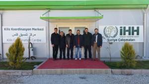 Gebze ve Dilovası İHH'dan Suriyeli yetimlere yardım eli (5)