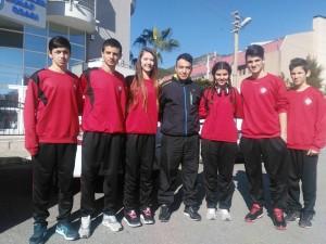 kıvanç spor öğrenciler ve antrenörleri