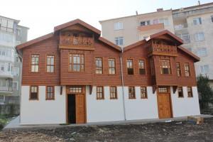 tarihi yalı evleri
