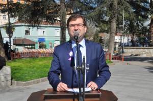 Gölcük kent Konseyi Başkanı Dr. Metin Şentürk
