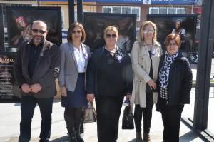 GFSD'li kadın üyelerin sergisi büyük beğeni topladı
