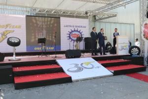 Lastik-òü Sendikasç Genel baükanç Abdullah Karacan,gÅnÅn îneminden sîz etti.