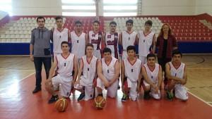 Okullar arasç basket...
