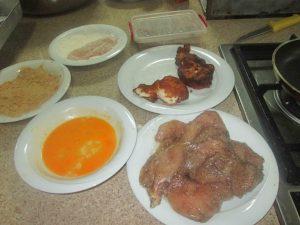 Beyaz Kalpler'de aşçılık ve servis elemanlığı yarışması (4)