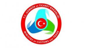 gÅmrÅk ve ticaret bakanlçßç logo