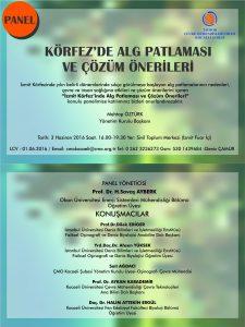 3 haziran panel davetiye