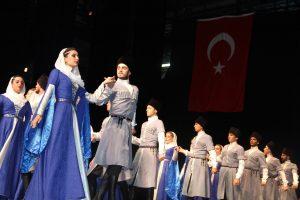 Amra Kafkas Halk Danslarç Gecesi (1)