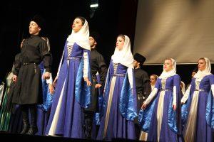 Amra Kafkas Halk Danslarç Gecesi (3)