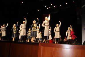 Amra Kafkas Halk Danslarç Gecesi (4)