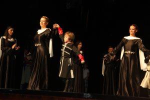 Amra Kafkas Halk Danslarç Hobi Grubu