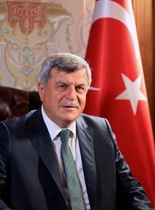 Kocaeli Büyükşehir Belediye Başkanı İbrahim Karaosmanoğlu
