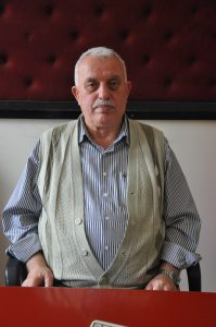 TÜED Gölcük Şubesi Başkanı Ali Osman Kılıç   1 e