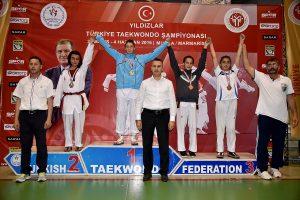 Taekwondo Belyanur yçlmaz