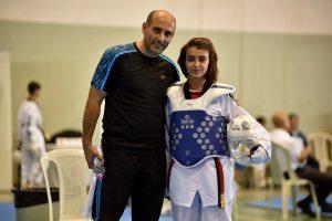 Taekwondo zabit hoca belyanur