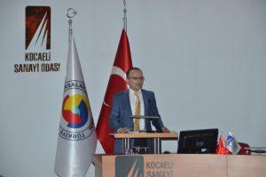 İş Sağlığı ve Güvenliği Araştırma ve Geliştirme Enstitüsü Başkanlığı Bölge Müdürü Hüseyin Sezek