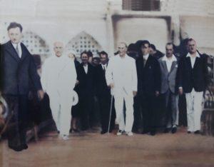 Atatürk ün Karamürsel e ziyareti 24 temmuz 1933