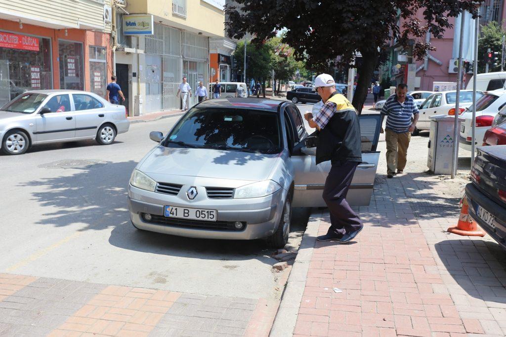 Bayram sÅresince parkomatlar Åcretsiz (1)