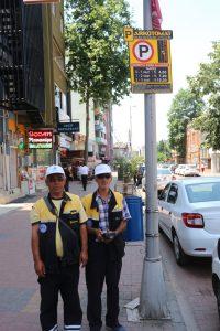 Bayram sÅresince parkomatlar Åcretsiz (3)
