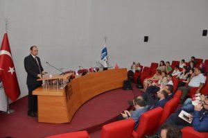 Otomotiv Sanayi Derneği İSG Çalışma Grubu Başkanı ve Tofaş İSG Yöneticisi Ayhan Aydın