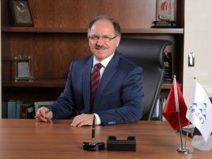 Bekir Sami Güven SEDAŞ_Yonetim_Kurulu_ve_Icra Başkani