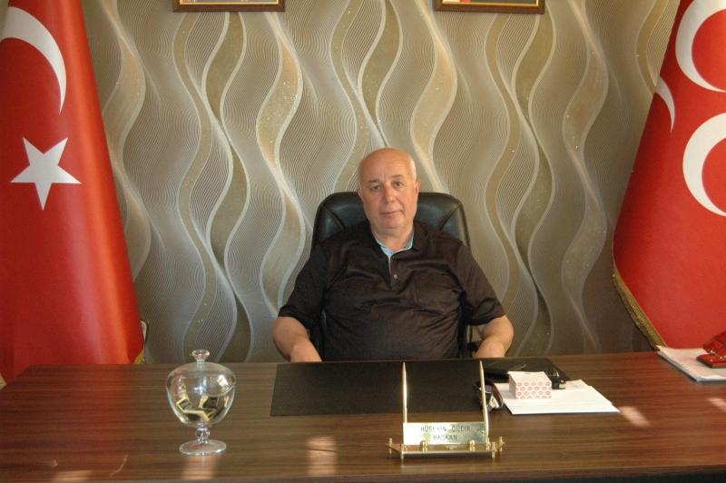 MHP İlçe Başkanı Hüseyin Çıldır