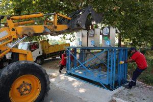 hidrolik sistemi monte etme