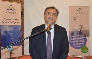 5 BAİBÜ Rektörü Üniversite-SEDAŞ isbirlgine tesekkur etti