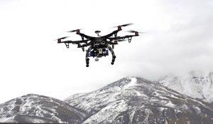 Dron-Multikopter