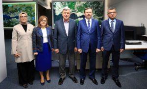 Gaziantep Büyükşehir Belediye Başkanı Fatma Şahin ziyaret (13)