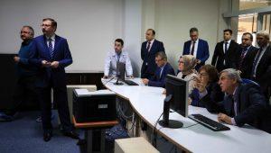 Gaziantep Büyükşehir Belediye Başkanı Fatma Şahin ziyaret (8)