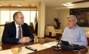 Mardin Büyükşehir Belediyesi Genel Sekreterliğine atanan MARKA Genel Sek... (1)