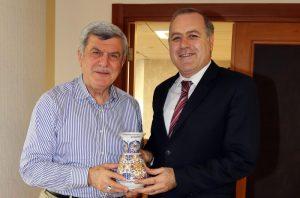 Mardin Büyükşehir Belediyesi Genel Sekreterliğine atanan MARKA Genel Sek...