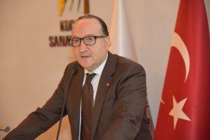 Kocaeli Sanayi Odası Başkanı Ayhan Zeytinoğlu